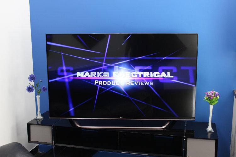 buy lg 65uf860v 4k ultra hd led television black with. Black Bedroom Furniture Sets. Home Design Ideas