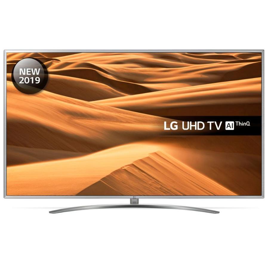 "LG 75UM7600PLB 75"" 4K UHD Smart Television"
