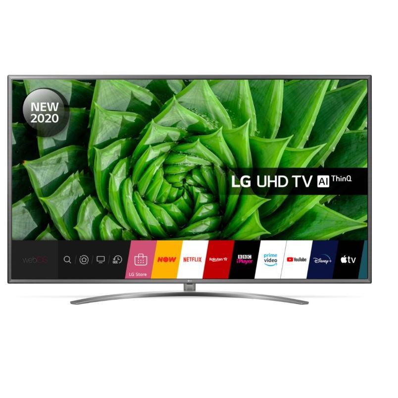 """LG 75UN81006LB.AEK 75"""" LED 4K Smart Television"""