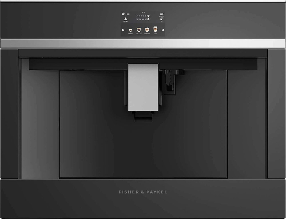 Fisher & Paykel Series 9 EB60DSXB2 Built In Coffee Machine