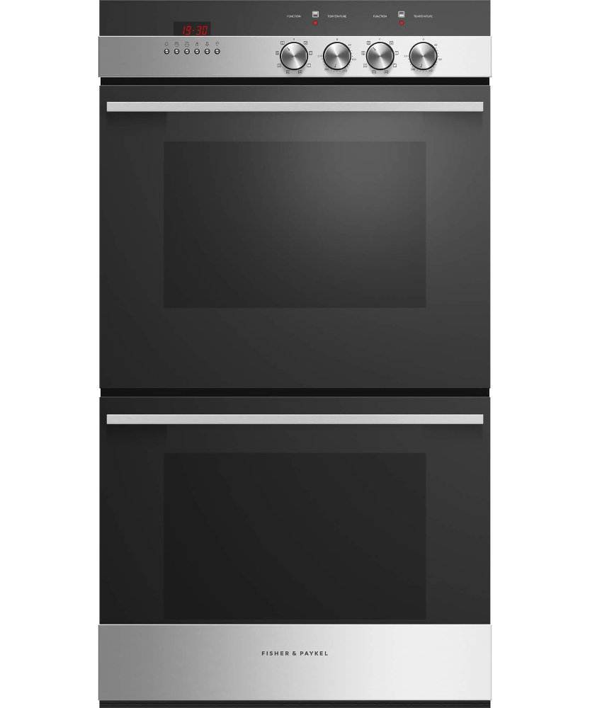Fisher & Paykel Series 5 OB60DDEX4 Double Built In Electric Oven
