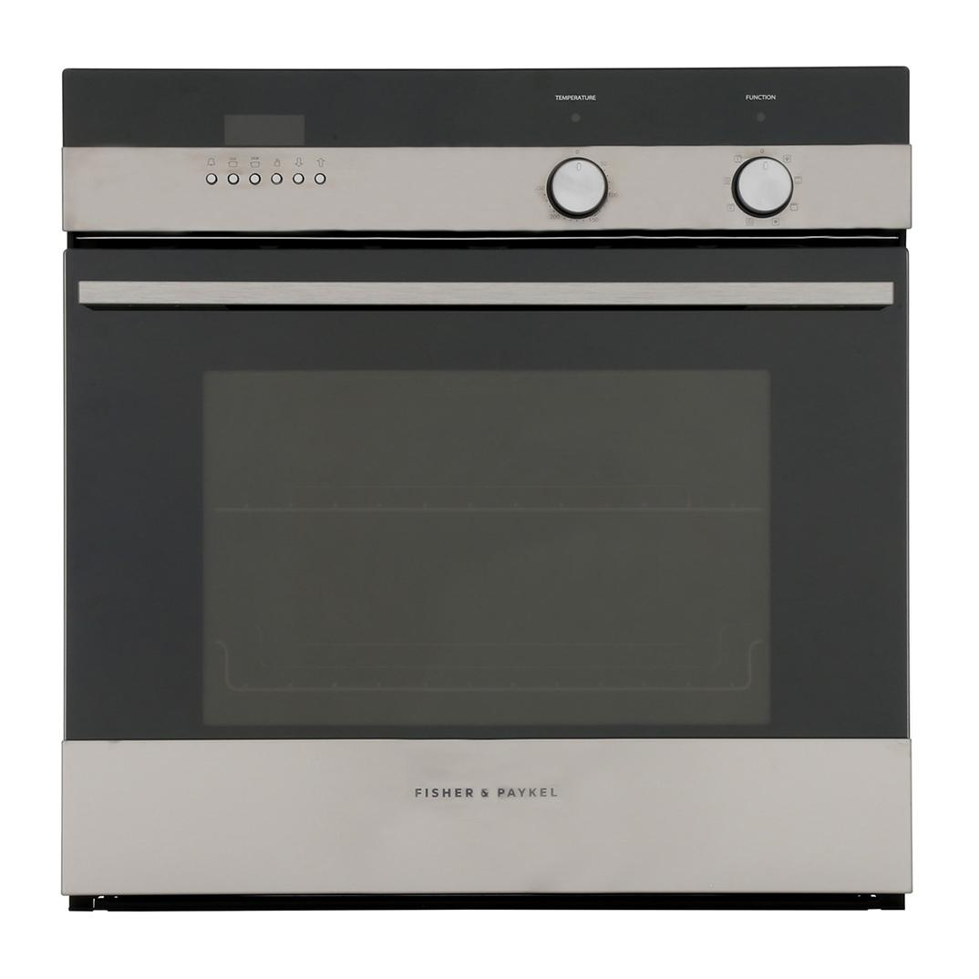 Fisher & Paykel OB60SCEX4 Single Built In Electric Oven