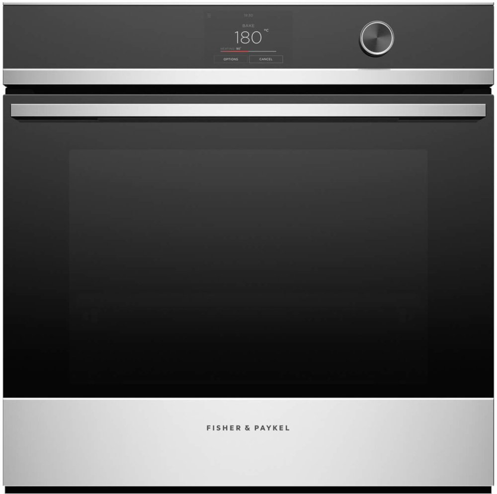 Fisher & Paykel Series 9 OB60SDPTDX1 Single Built In Electric Oven