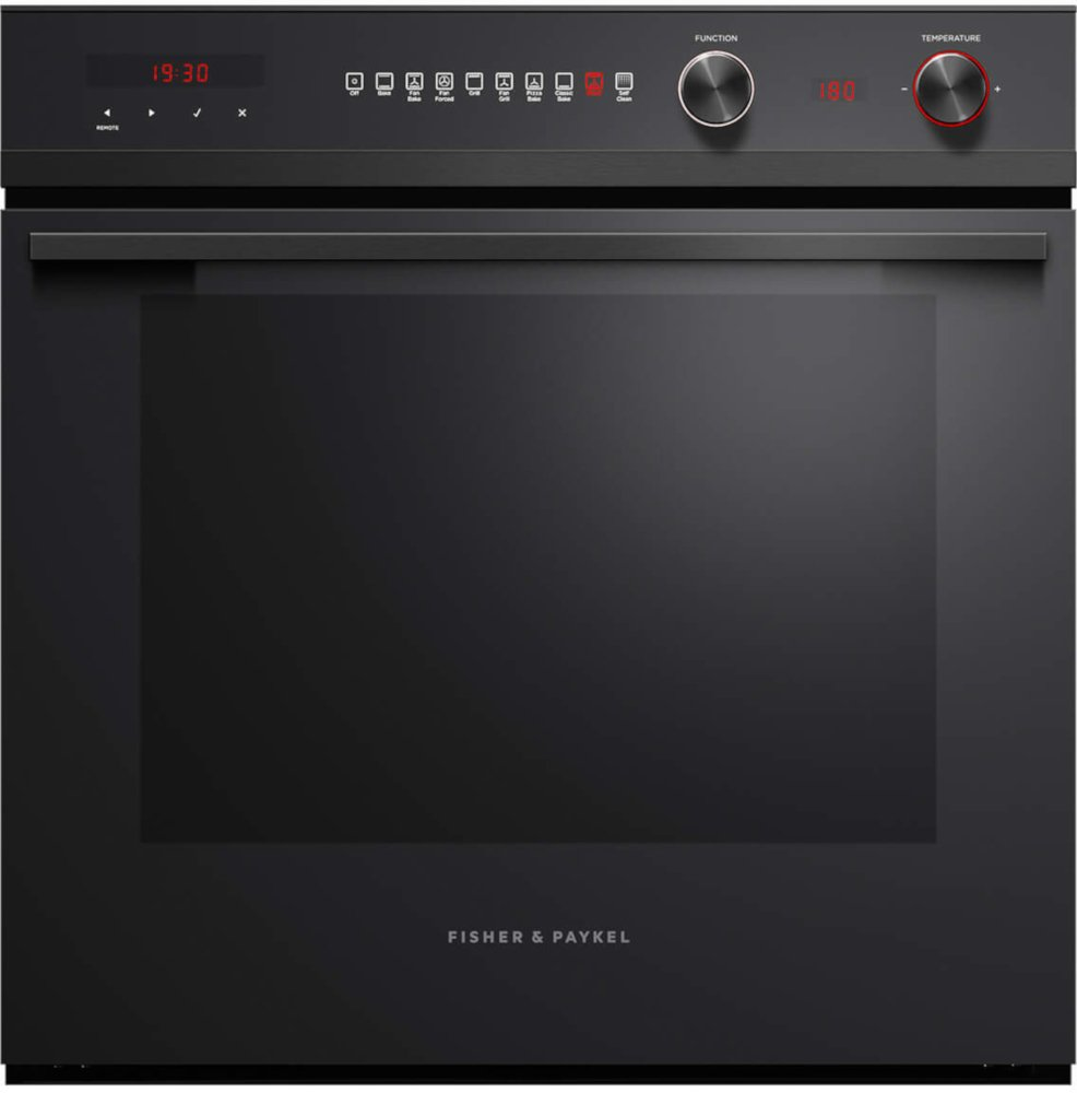 Fisher & Paykel Series 7 OB60SD9PB1 Single Built In Electric Oven