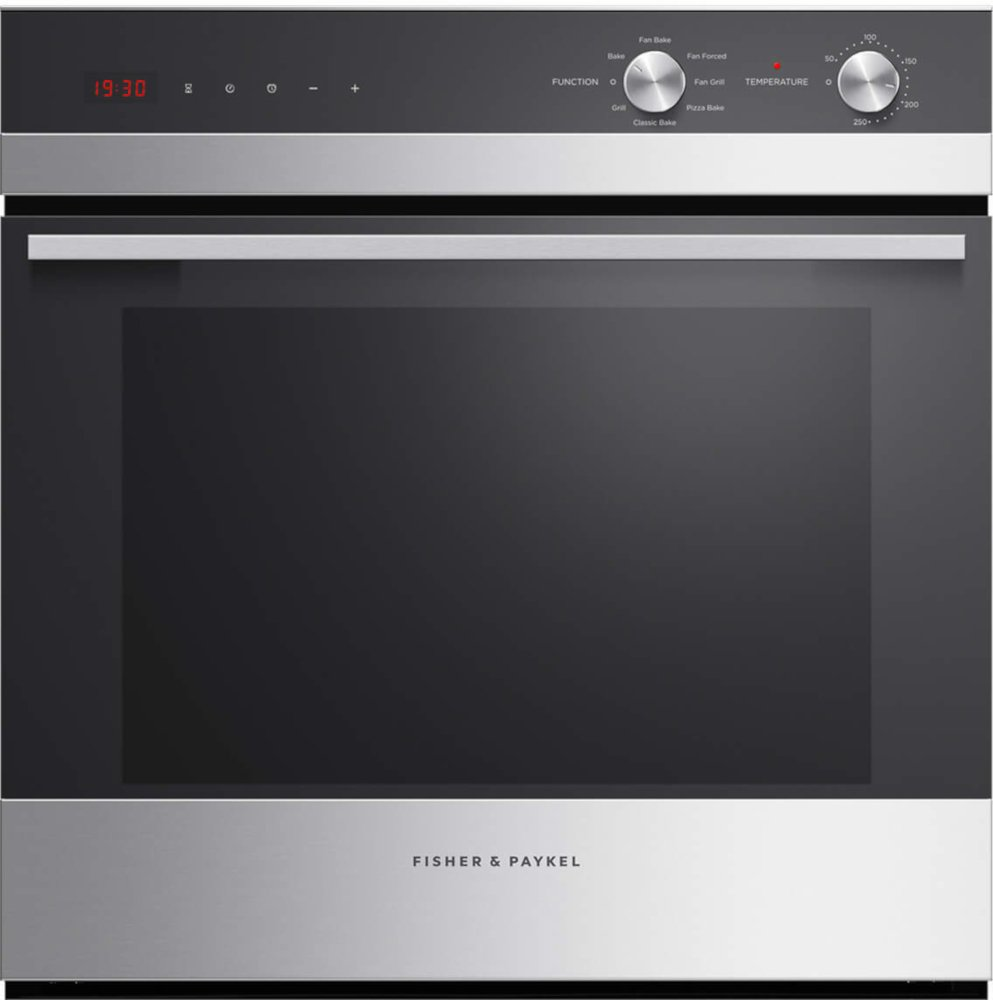 Fisher & Paykel OB60SC7CEX2 Single Built In Electric Oven