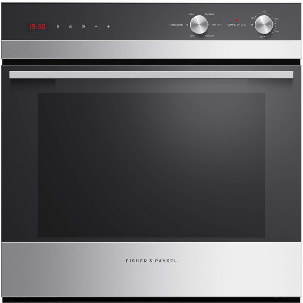 Fisher & Paykel OB60SC5CEX2 Single Built In Electric Oven