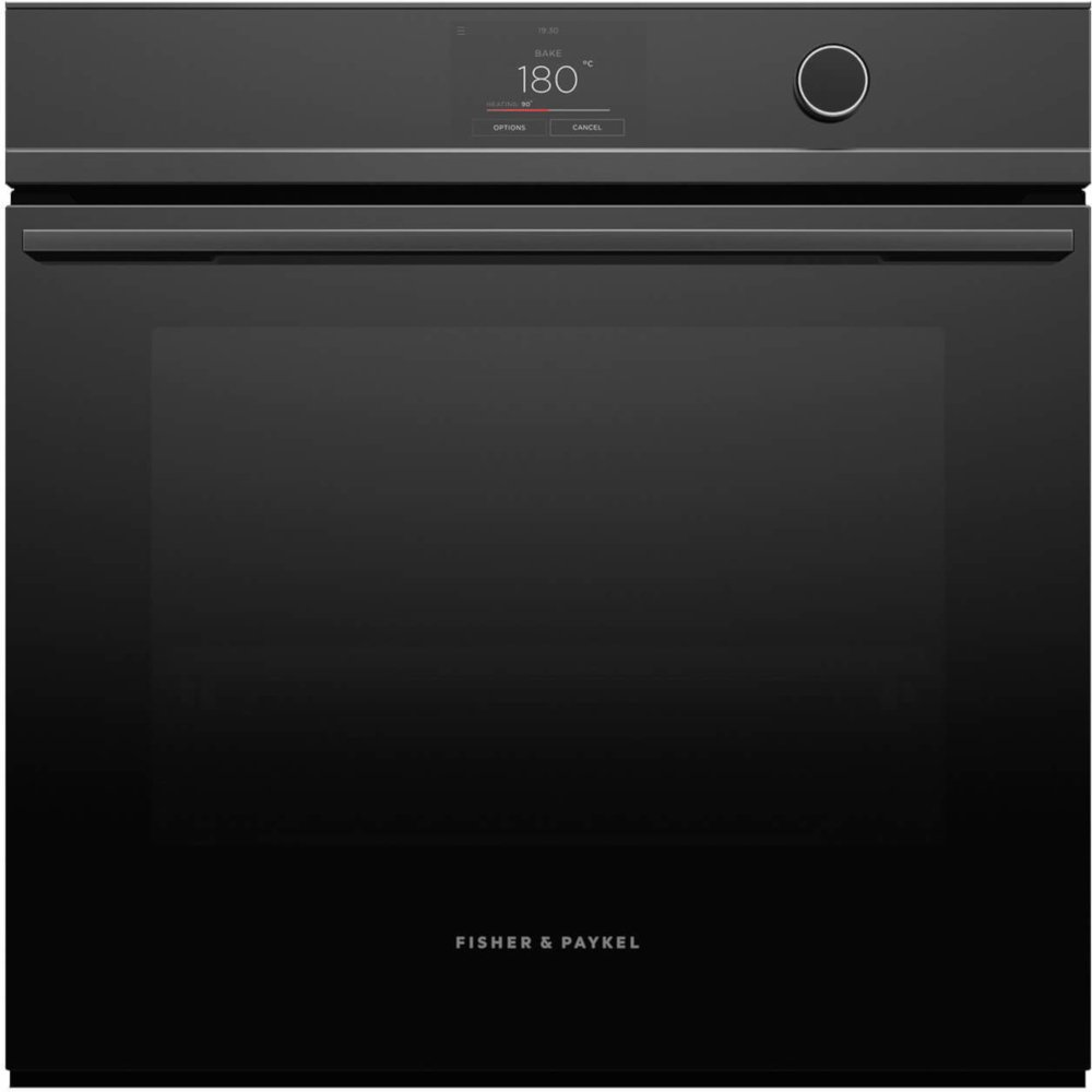 Fisher & Paykel Series 9 OB60SDPTDB1 Single Built In Electric Oven
