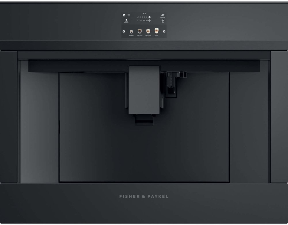 Fisher & Paykel EB60DSXBB1 Built In Coffee Machine