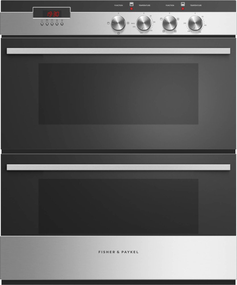 Fisher & Paykel OB60HDEX4 Double Built Under Electric Oven