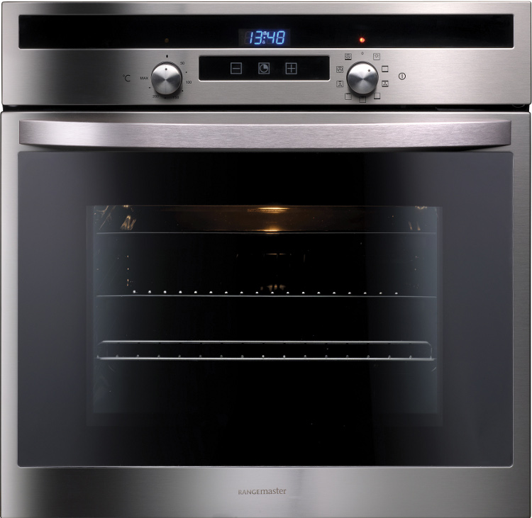 Good Built In Electric Cooker Part - 8: Rangemaster R609 Stainless Steel Single Built In Electric Oven
