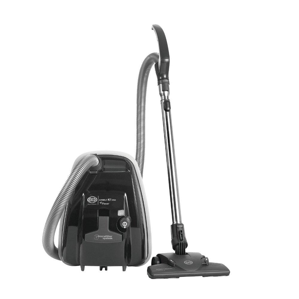 Sebo Airbelt K1 Pro ePower 92662GB Cylinder Vacuum Cleaner