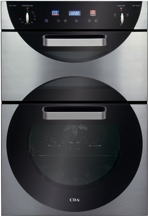 CDA 9Q6SS Double Built In Electric Oven