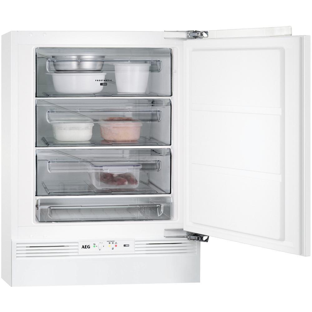 AEG ABB6821VAF Built Under Freezer