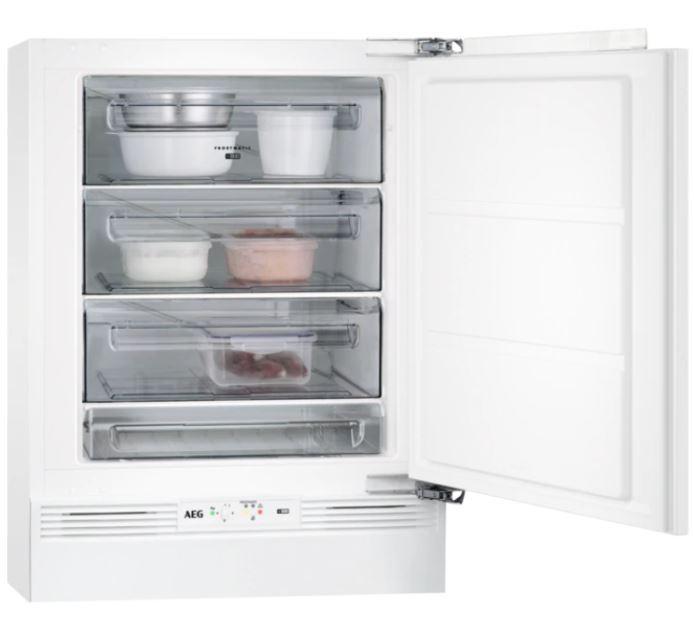 AEG ABB682F1AF Static Built Under Freezer
