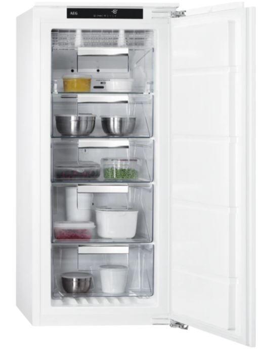 AEG ABB812E6NC Frost Free Built In Freezer