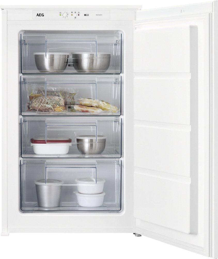 AEG ABE6882VLS Static Built In Freezer