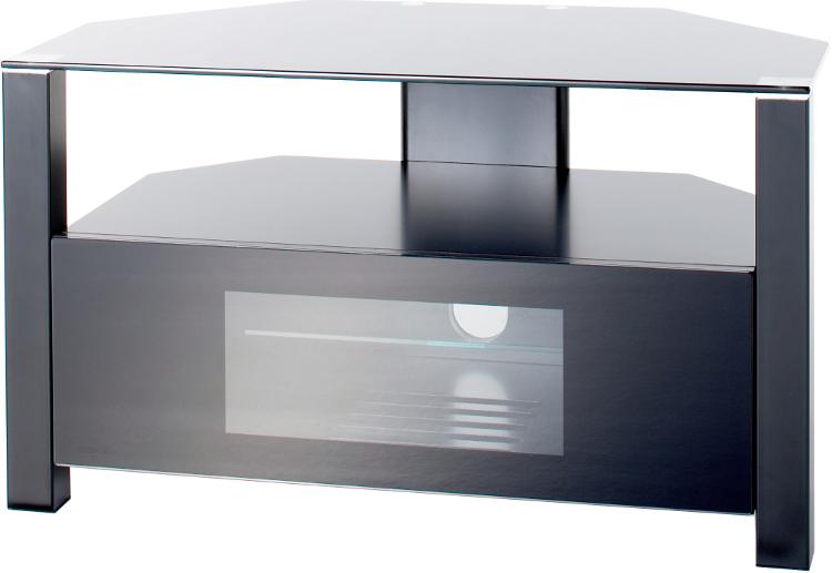 Alphason ABRD800BLK D-Shaped Ambri TV Cabinet