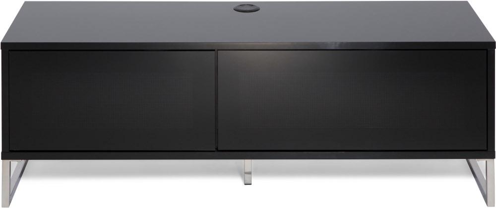 Alphason ADHE1200BLK Helium TV Cabinet