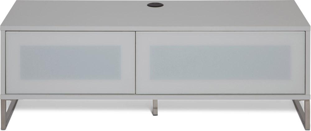 Alphason ADHE1200WHI Helium TV Cabinet