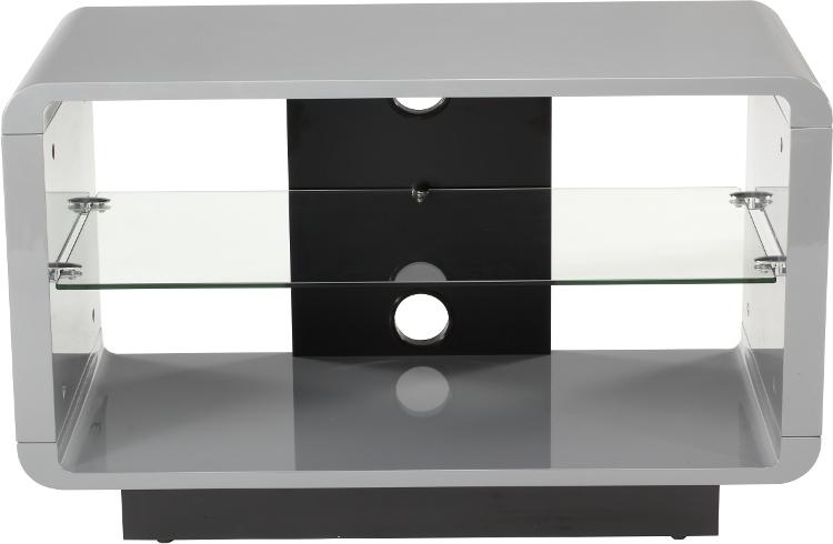 Alphason ADLU800GRY Luna TV Stand