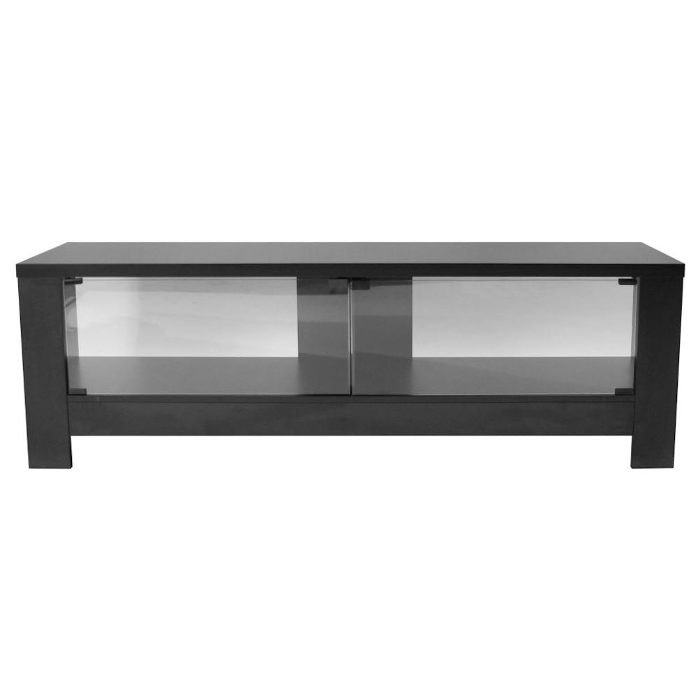 Alphason ADRA1500BLK Radium TV Cabinet