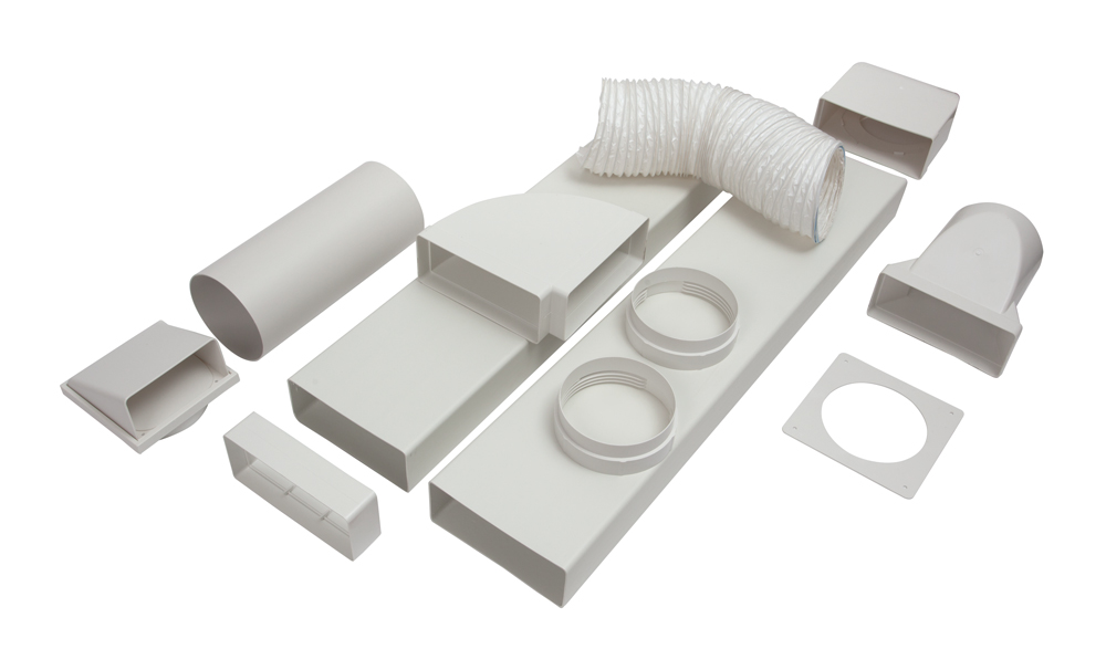 CDA AED64 Ducting Kit