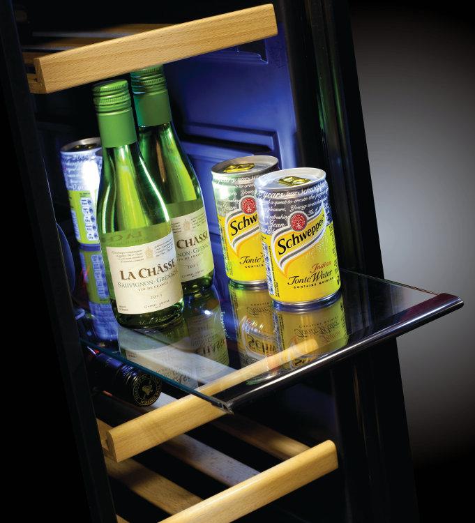CDA AFG31 Wine Cooler Glass Shelf