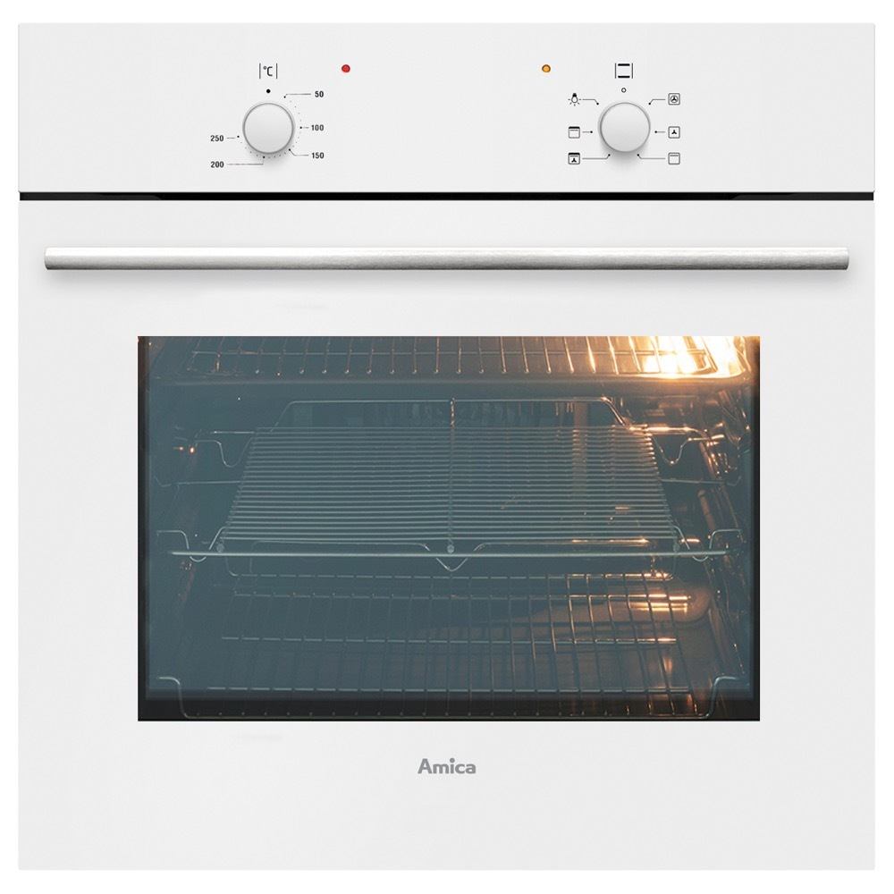 Amica ASC200WH Single Built In Electric Oven