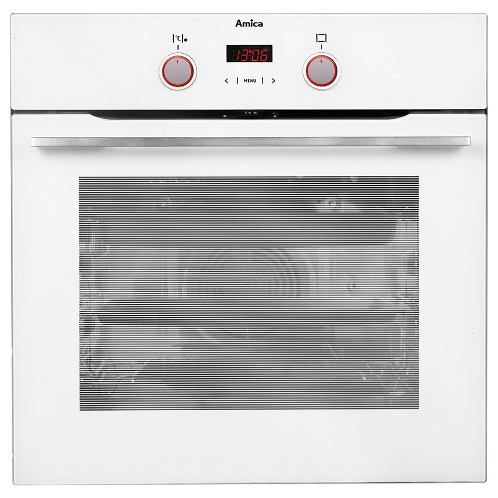 Amica ASC420WH Single Built In Electric Oven