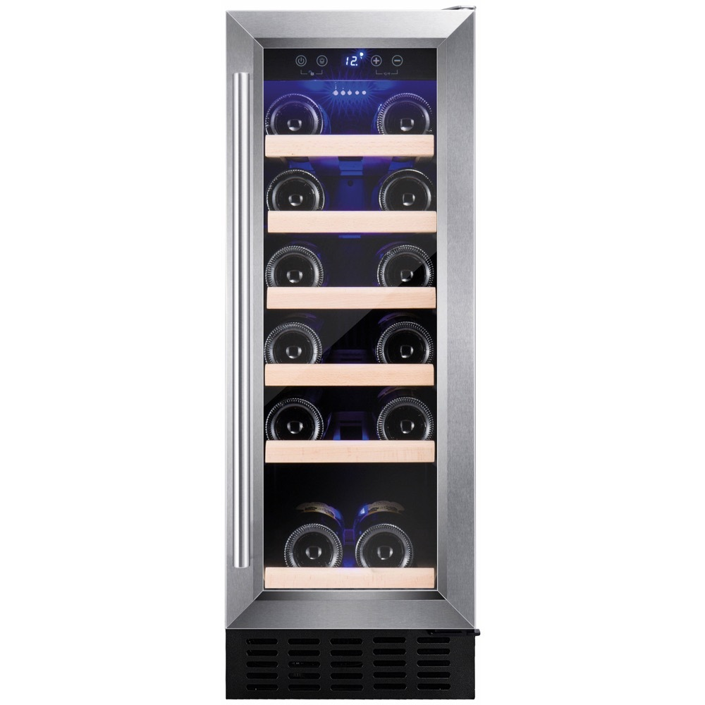 Amica AWC300SS Wine Cooler