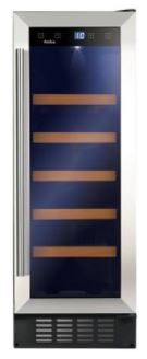 Amica AWC301SS Wine Cooler