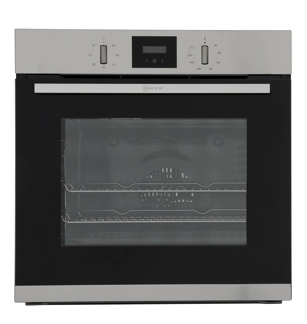 Neff N30 B1GCC0AN0B Single Built In Electric Oven