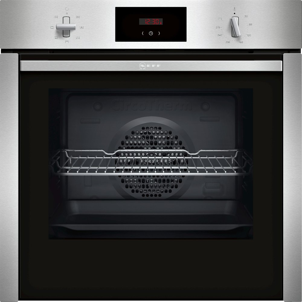 Neff N50 B3CCC0AN0B Single Built In Electric Oven