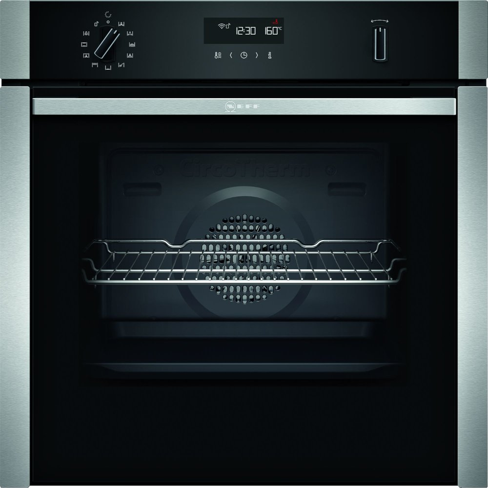 Neff B4ACM5HH0B Single Built In Electric Oven