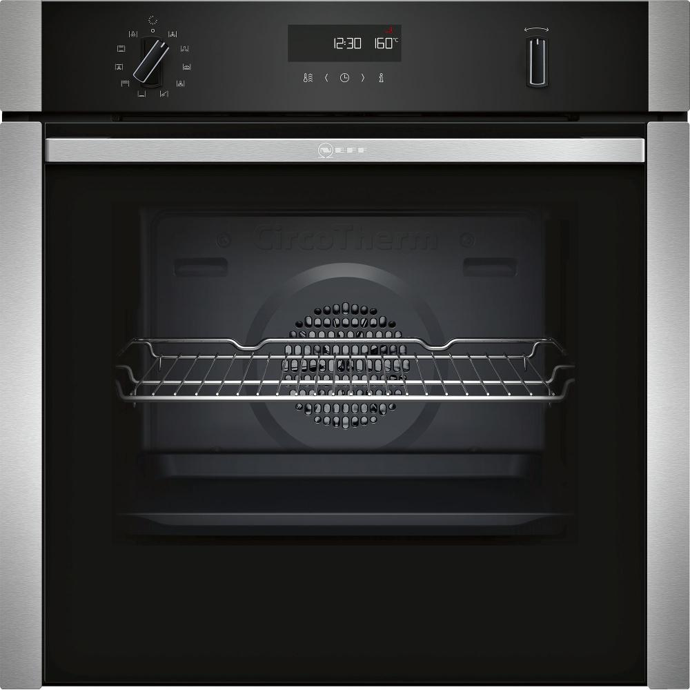 Neff N50 B4ACM5HN0B Single Built In Electric Oven