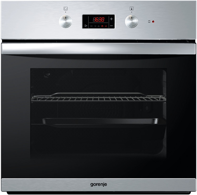 Built In Electric Cooker Part - 29: Gorenje B532X Single Built In Electric Oven