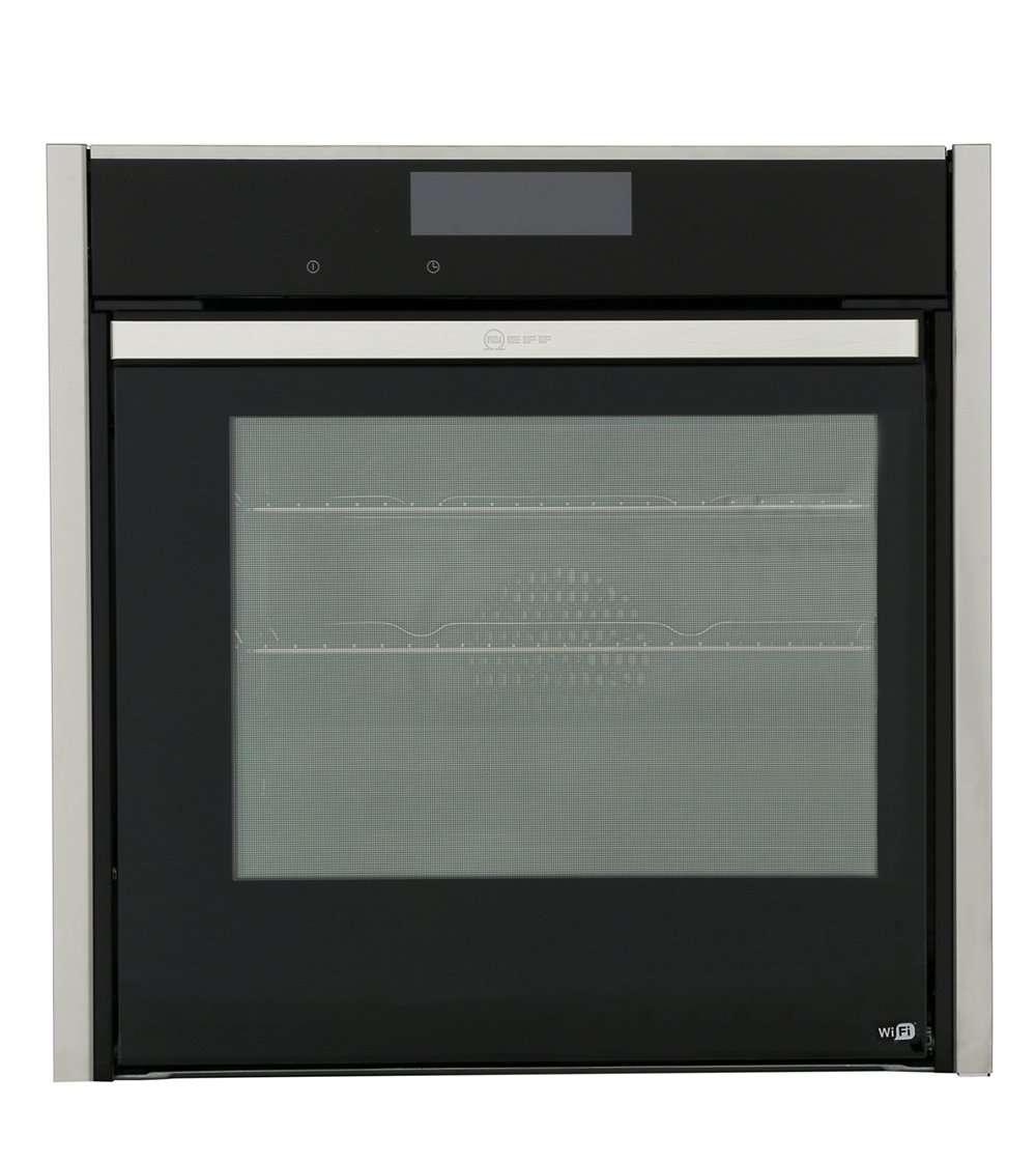 Neff N90 B58VT68H0B Single Built In Electric Oven