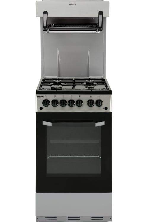 Beko BA52NES Gas Cooker High Level Grill