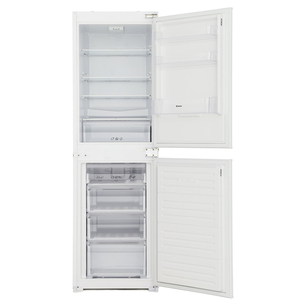 Candy BCBS1725TK Static Integrated Fridge Freezer