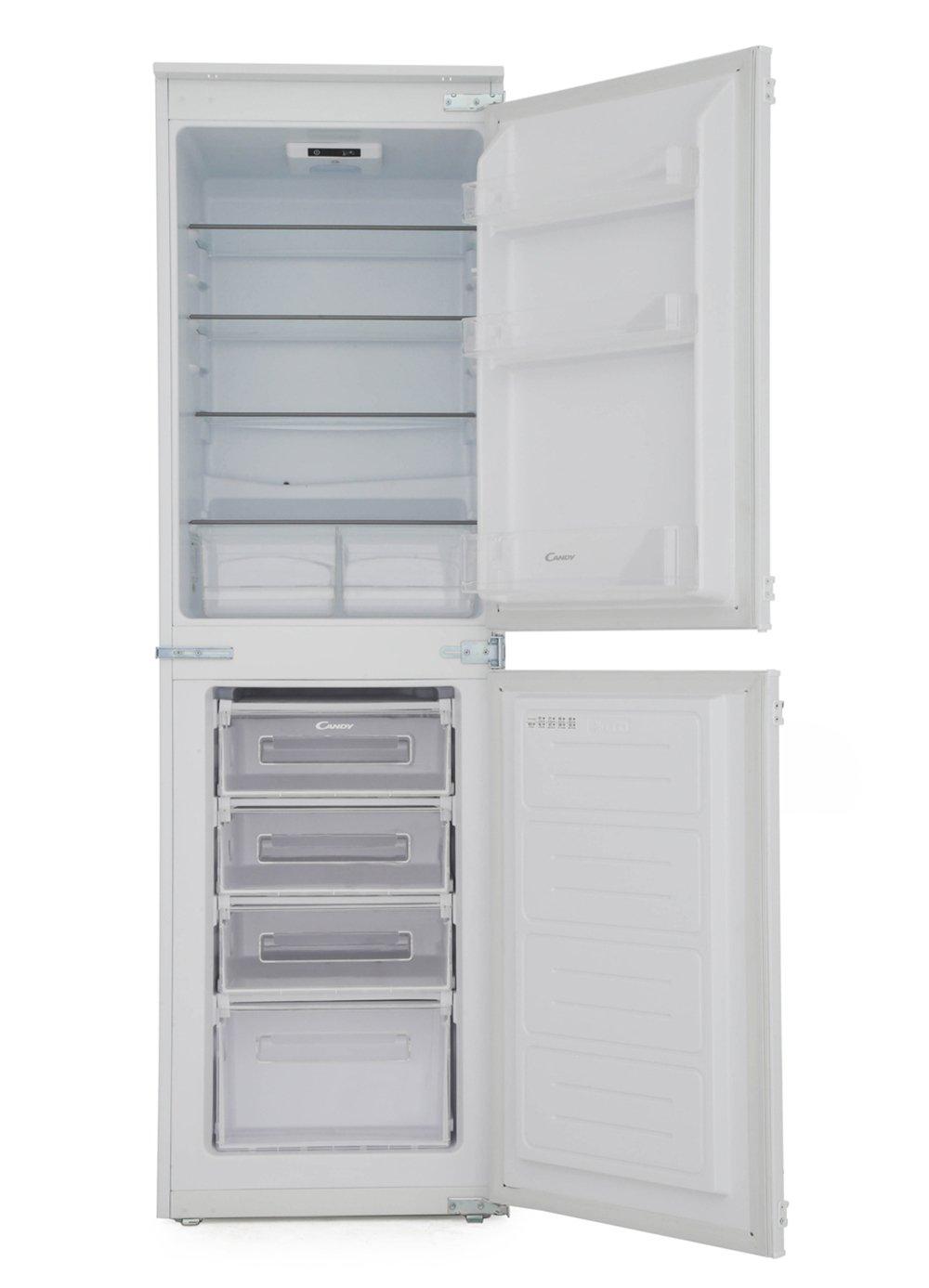Candy BCBS 50 NUK Static Integrated Fridge Freezer