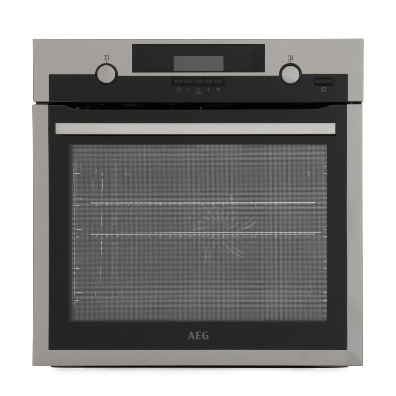 AEG BCS551220M Single Built In Electric Oven