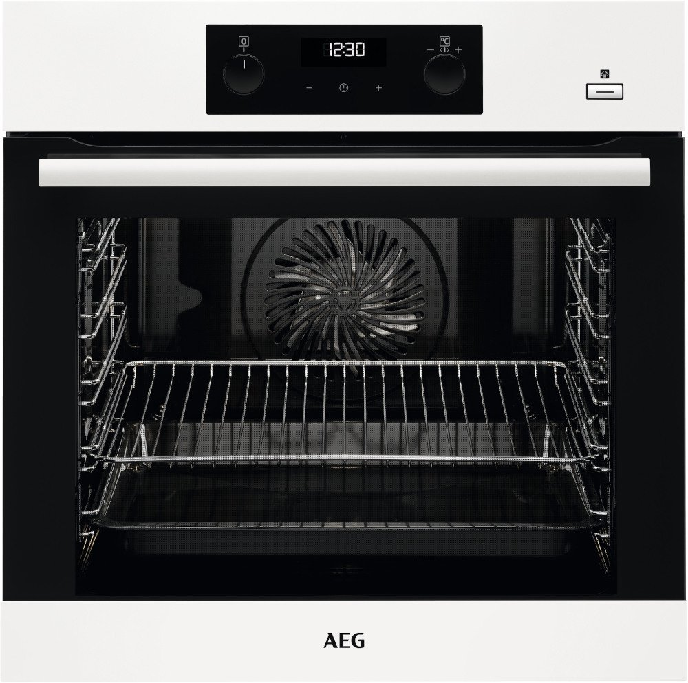 AEG BEB355020W Single Built In Electric Oven
