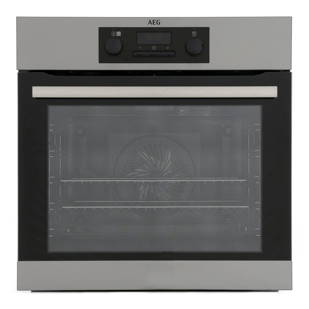 AEG BES25101LM SteamBake Single Built In Electric Oven