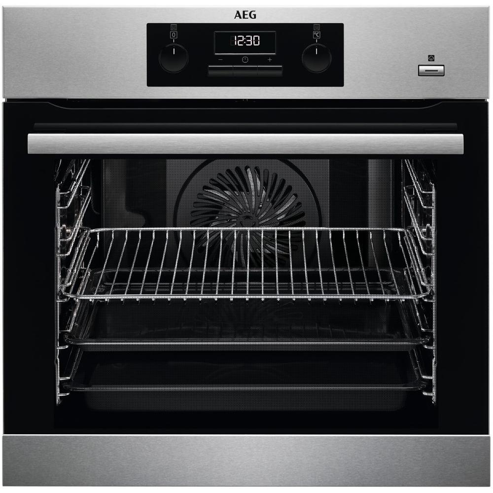 AEG BES351210M Single Built In Electric Oven