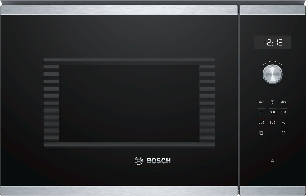 Bosch Serie 6 BFL554MS0B Built In Microwave