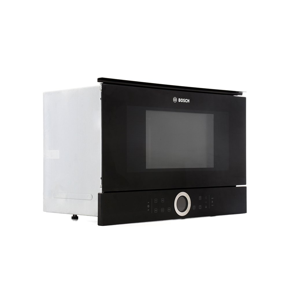 Bosch Serie 8 BFL634GB1B Built In Microwave
