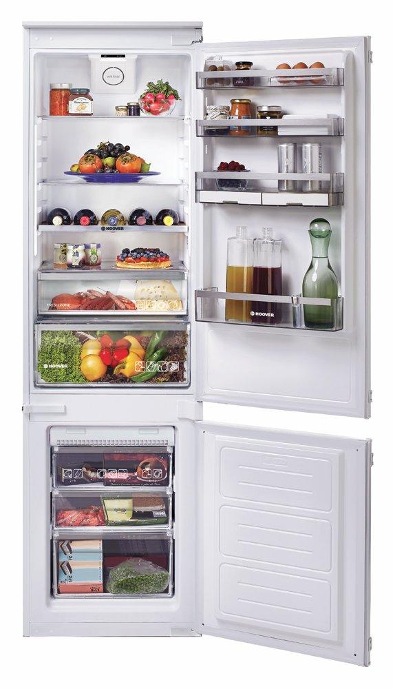 Hoover BHBF 182 NUK Frost Free Integrated Fridge Freezer