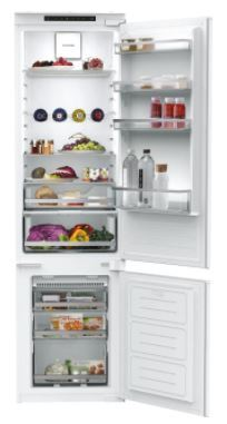 Hoover BHBF 192FK Frost Free Integrated Fridge Freezer