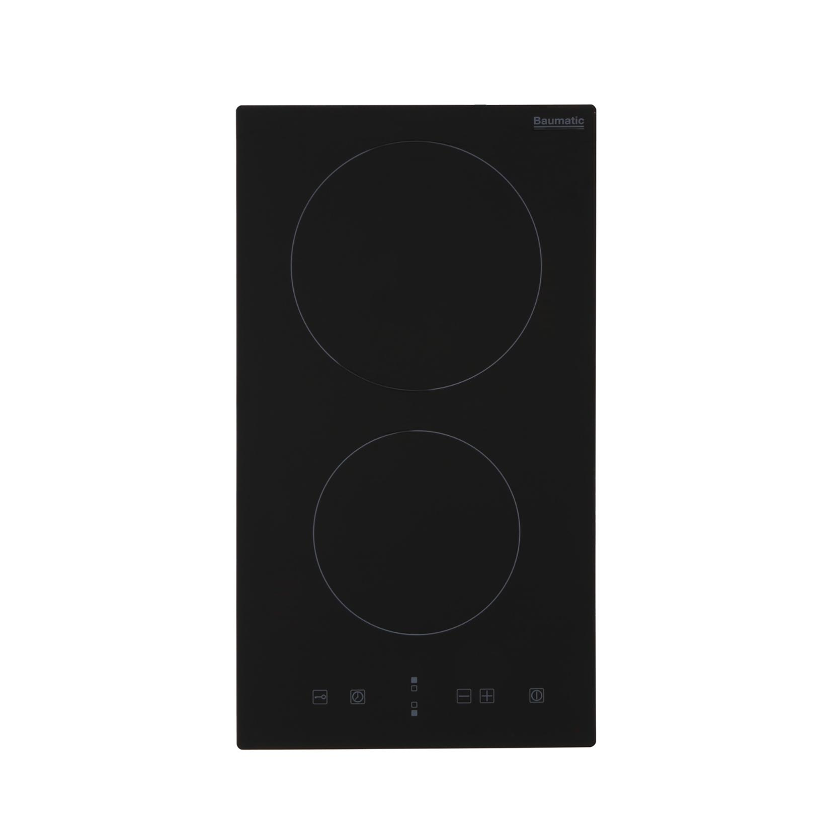 Baumatic Vantage BHC310 2 Zone Ceramic Domino Hob