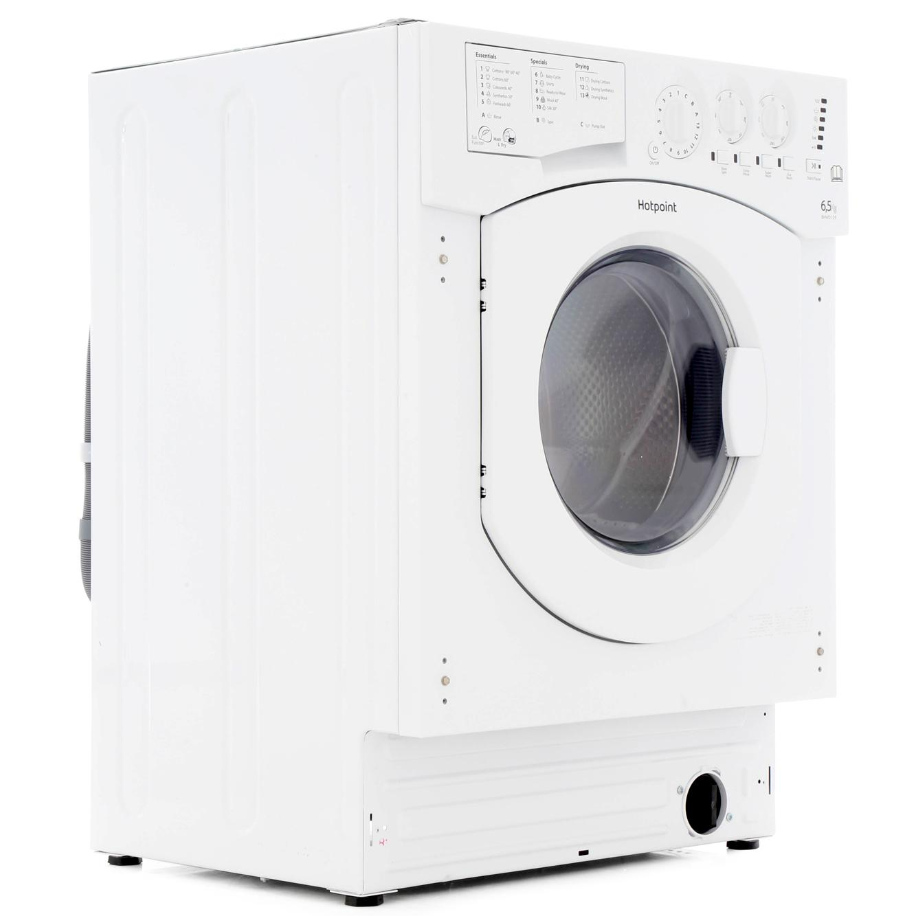 Hotpoint BHWD1291 Integrated Washer Dryer